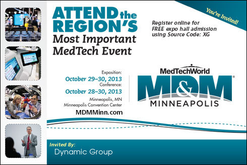 MD&M Minneapolis Oct 29-30
