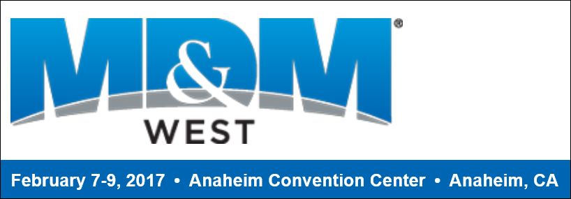 Visit us at MD&M West, Anaheim.  Someone will win 10% off their next injection molding program! *Restrictions apply